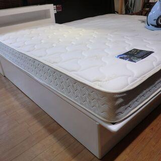 【中古品】自社配送&設置可能 シングルベッド マットレス:…