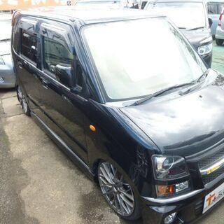 スズキ 21ワゴンR 黒