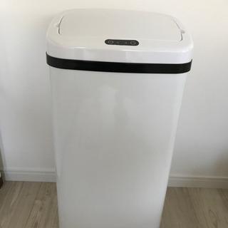 センサー自動開閉式ゴミ箱