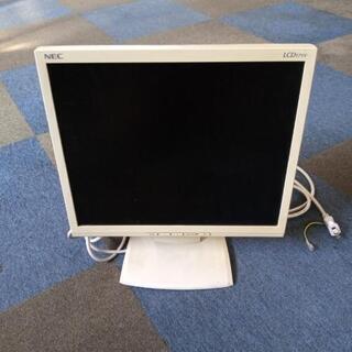 液晶モニター NEC LCD171V