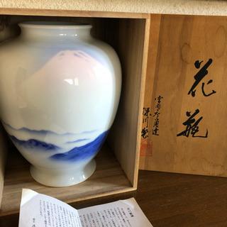 未使用‼️深川製磁 大きめ花瓶
