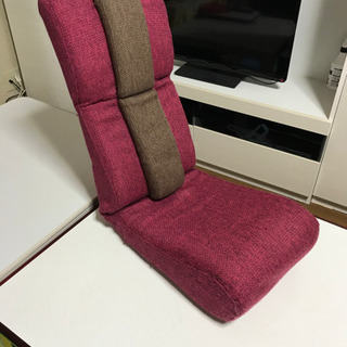 (決まりました)ストレッチ座椅子