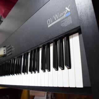 KORG 01/w proX music workstation...