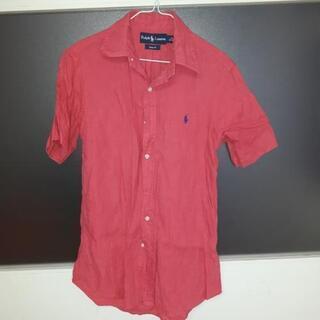 値下げしました‼ラルフローレン男性 XS シャツ
