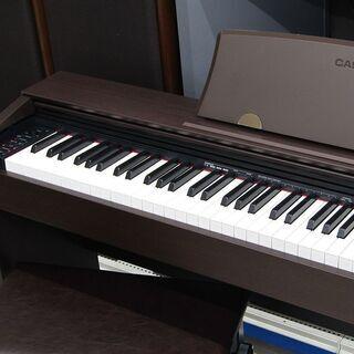 札幌市清田区 CASIO カシオ 電子ピアノ 88鍵 Privia PX-770BN 20178年製 動作確認済み 中古品の画像