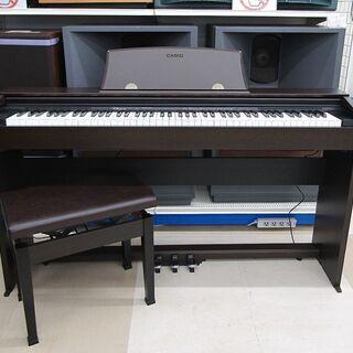 札幌市清田区 CASIO カシオ 電子ピアノ 88鍵 Privia PX-770BN 20178年製 動作確認済み 中古品 - 札幌市