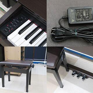 札幌市清田区 CASIO カシオ 電子ピアノ 88鍵 Privia PX-770BN 20178年製 動作確認済み 中古品 - 売ります・あげます