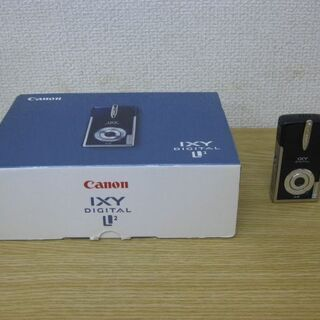 Canon キャノン デジタルカメラ IXY Digital L...