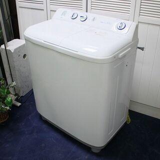 R2119) Haier ハイアール 2層式洗濯機 洗濯容量5....