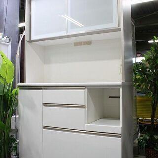 R2137) ニトリ キッチンボード アルミナ2 120KB W...
