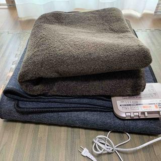 電気カーペット / ホットカーペット 2畳相当 専用カバー付き