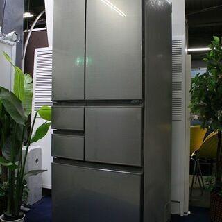 R2139) SHARP シャープ 6ドア冷凍冷蔵庫 502...