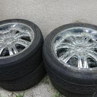 タイヤ ホイール 20インチ  再値下げ‼️