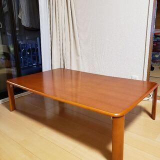 大きめローテーブル美品