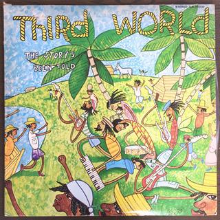 サード・ワールド - トロピカル・ファンタジー LP レコード