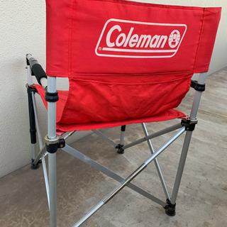 【決まりました】コールマン★アウトドア用★折りたたみ椅子