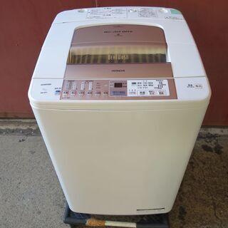 【動作確認済】大容量の9kg! 日立 洗濯機 9.0㎏ 2012...
