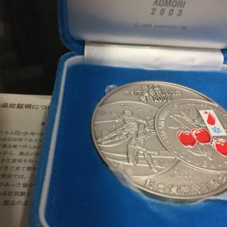 2003年に造幣局から記念コインを購入。成分品質は、造幣局…