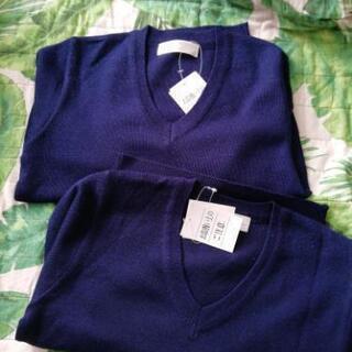 130㎝ セーター 2枚 双子など