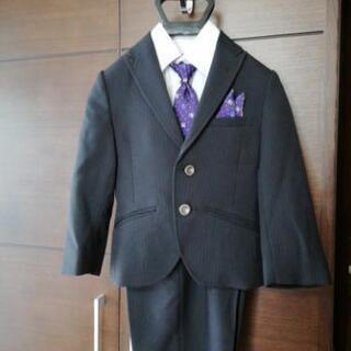 110㎝ 男の子スーツ 入学式 七五三