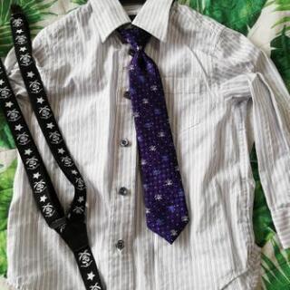 110㎝ 男の子スーツ 入学式 七五三 - 川口市