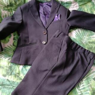 110㎝ 男の子スーツ 入学式 七五三 - 子供用品