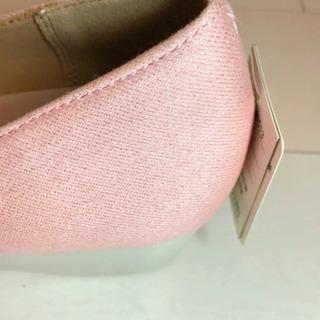 #7 靴 パンプス タグ付き - 靴/バッグ