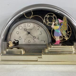 small world rhythm 置時計 置き時計 リズム ...