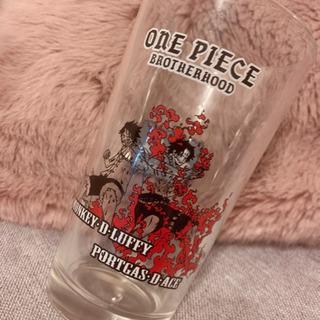 ワンピース グラス
