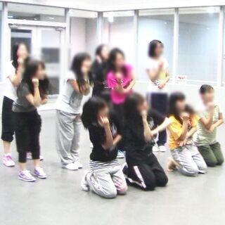 アイドルグループのダンス振付レッスン・ボーカル指導インストラクター募集の画像