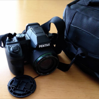 PENTAX x-5 デジカメ 初心者におすすめ