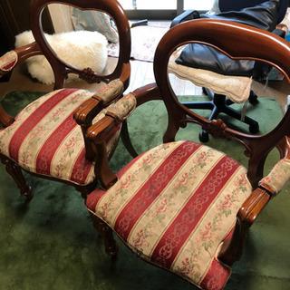 外国の椅子