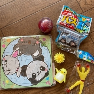 子どもの雑貨おもちゃセット