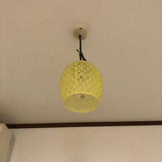 照明☆お譲り先決定 - 家具