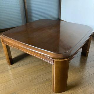 【お声がけ中の為、新規様メッセージ停止】こたつテーブル