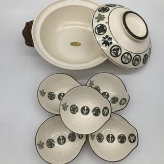 土鍋 器 付き セット 約2〜3人用