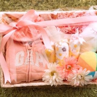 出産祝いプレゼント♡