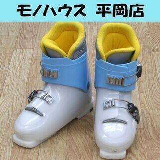 24.0cm MCCOUGAR スキーブーツ 子供用 スキー靴 ...