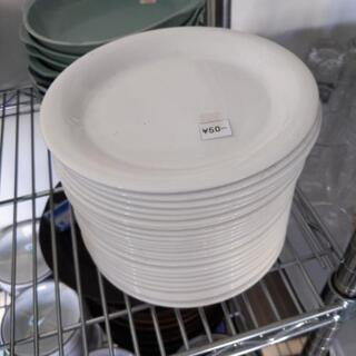 お皿1枚50円