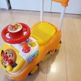 【値下げ】アンパンマンよくばりビジーカー2