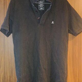 ポロシャツ (ブラック)