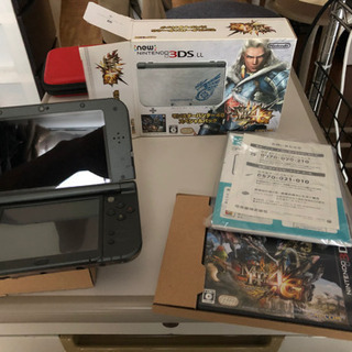 new Nintendo3 DSLL