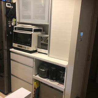 【ネット決済】【お値下げしました!】食器棚