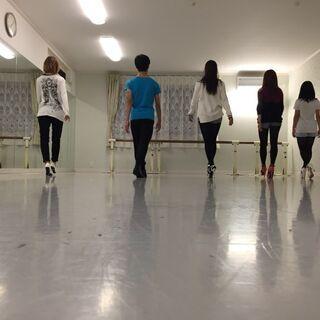 バレエ・ジャズ系。大人からダンサーになりたい、なりたかった人のた...