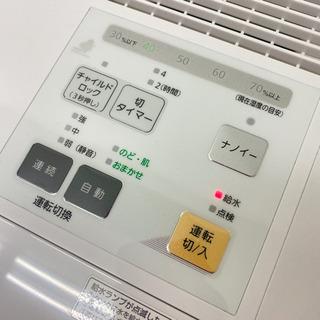 配達無料地域あり*パナソニック 気化式加湿機 2014年製* - 大阪市