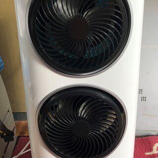 ☆美品 サーキュレーターファン付冷風扇 スリーアップ RF…