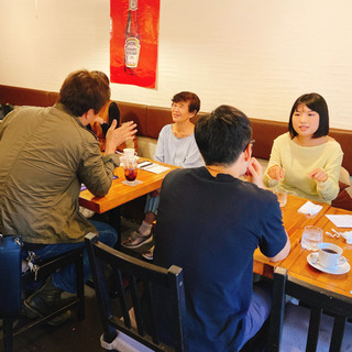 language exchange events⭐️カフェトーク 10/21、10/31 14:00〜 ¥1000ドリンク付き - 神戸市