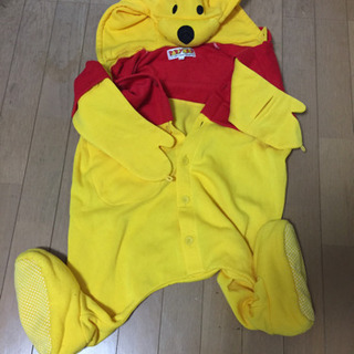 くまのプーさん  パジャマ 100