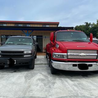 ◆01年モデルサバーバンLT/4WD/機関良好/1ナンバー登録...