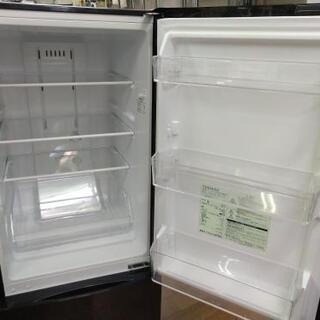 J012★6ヶ月保証★2ドア冷蔵庫★TOSHIBA GR-M15BS(K) 2018年製  ⭐動作確認済⭐クリーニング済  - 家電
